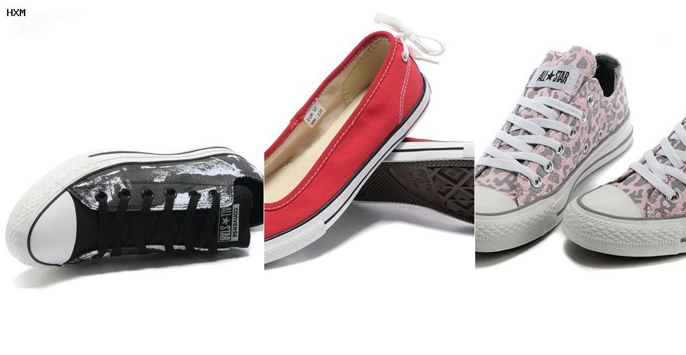 all star converse basse homme