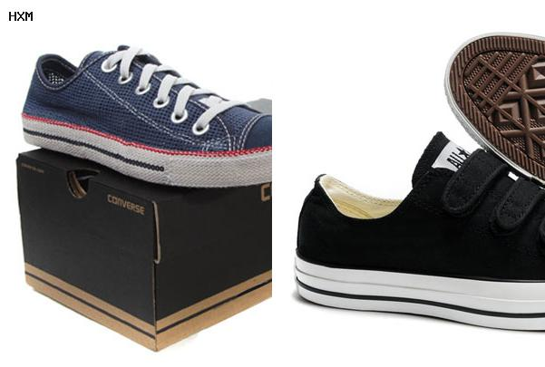 chaussures converse cuir star player