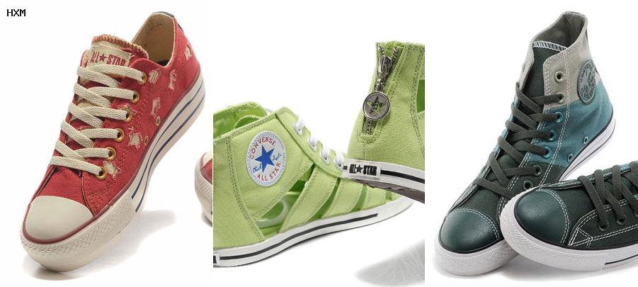 converse all star basse solde