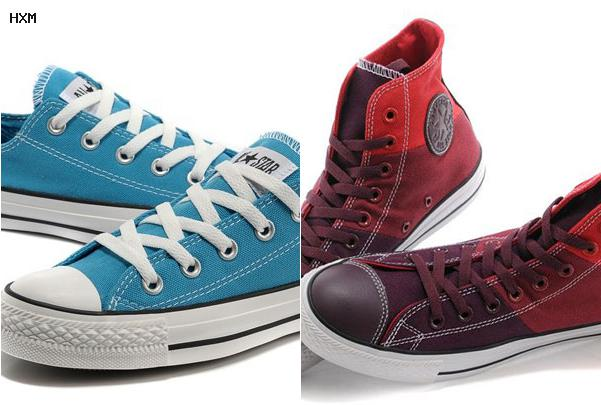 converse all star taille 35