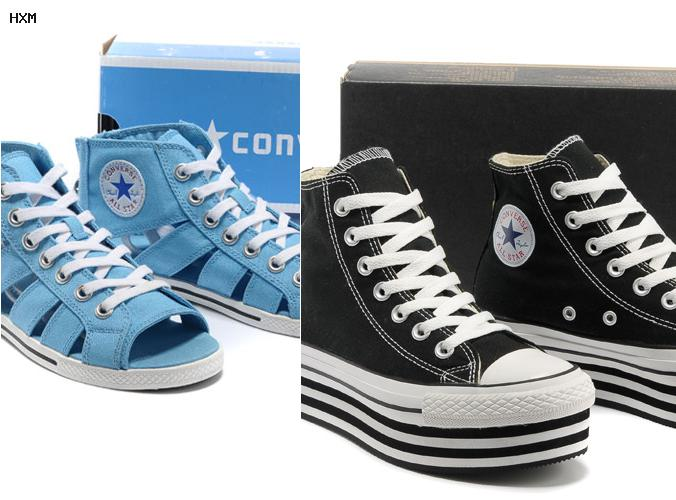 converse chuck taylor all star cuir argent