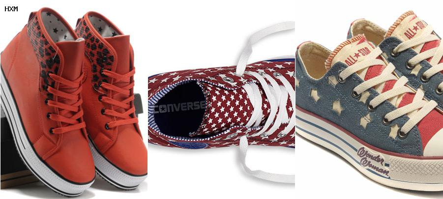 fausse converse all star