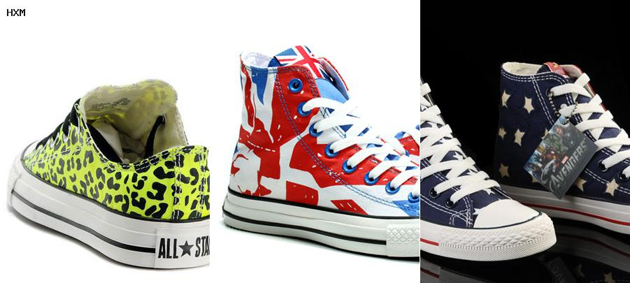 soldes converse all star