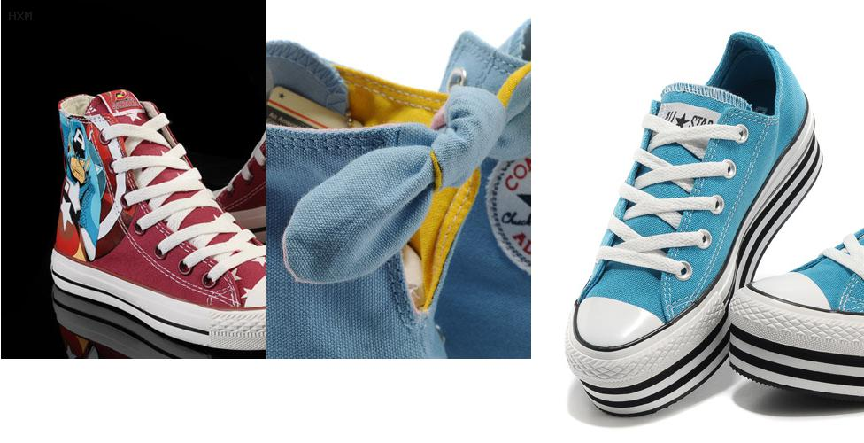 taille us chaussure femme converse
